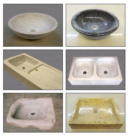 custom stone modeling productos picas y fregaderos de